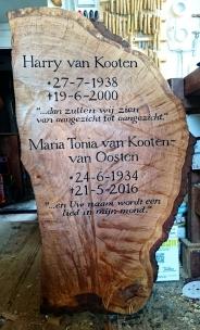 Grabmal Holz